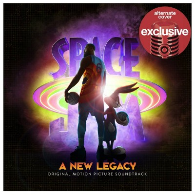 Various Artists - Space Jam (A New Legacy) (Target Exclusive, CD)