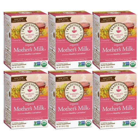Traditional Medicinals Mothers Milk Organic Tea - 96ct - image 1 of 1
