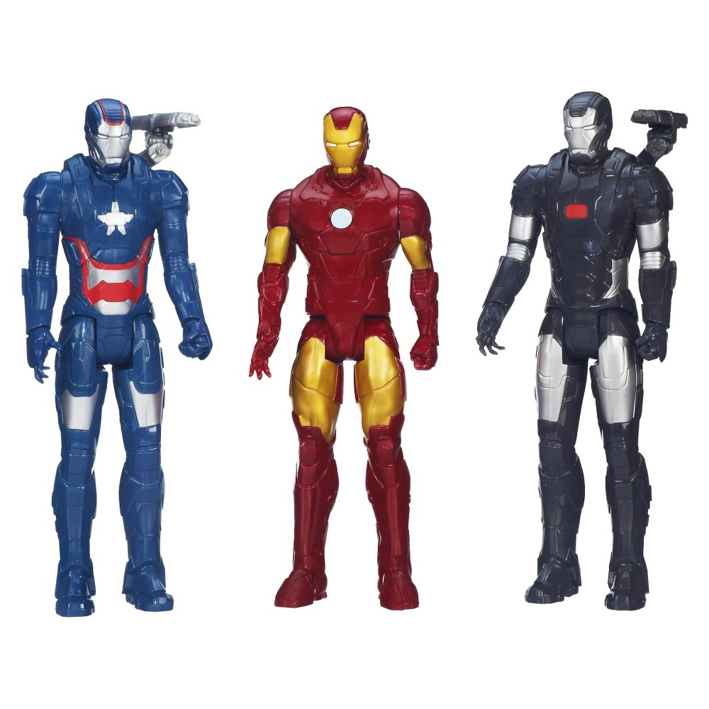 Ironman Target Exclusive Heroes Collection