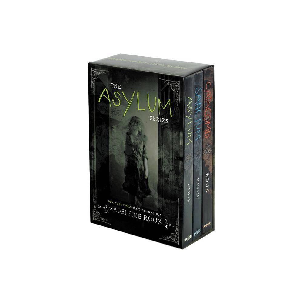 Asylum 3 Book Box Set By Madeleine Roux Paperback