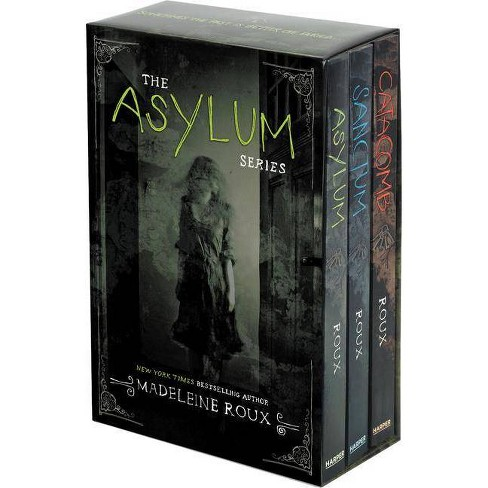 Asylum 3-Book Box Set - by  Madeleine Roux (Paperback) - image 1 of 1