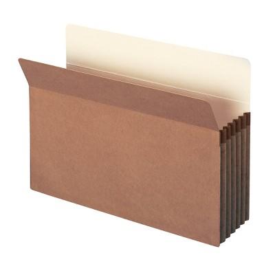 25pk Expanding File Folder Accordion Organizer Letter Size - up & up™