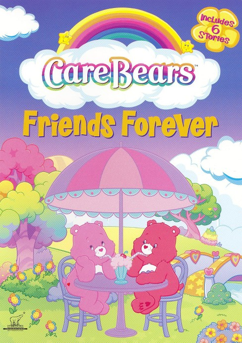 Care bears:Friends forever (DVD) - image 1 of 1