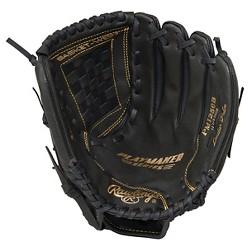 "Rawlings Playmaker Series 12"" Baseball Glove  - Black"