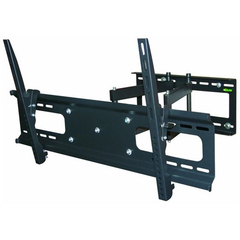 Monoprice Commercial Series Full-Motion TV Wall Mount Bracket For TVs 37in to 70in, Max Weight 132 lbs., Extension Range - image 1 of 1