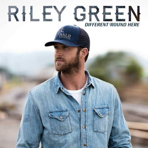 Riley Green - Different 'Round Here (CD) - image 1 of 1