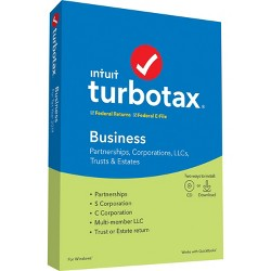 TurboTax Business 2019