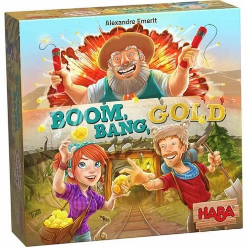 HABA Boom Bang Gold (Made in Germany) - image 1 of 4