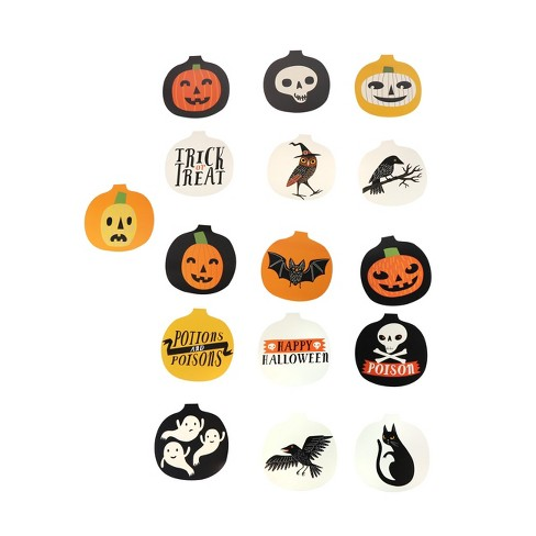 32ct Halloween Memory Card Game - Hyde and Eek! Boutique™ - image 1 of 1