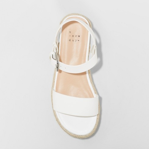 6f5a864862f8 Women s Rianne Espadrille Ankle Strap Sandals - A New Day™. Shop all A New  Day