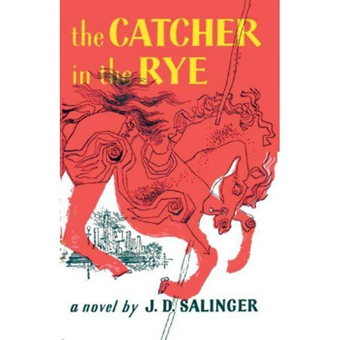 The Catcher in the Rye - by  J D Salinger (Paperback) - image 1 of 1