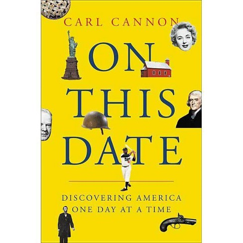 On This Date - by  Carl M Cannon (Hardcover) - image 1 of 1