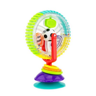 Sassy Wonder Wheel Eye and Hand Coordination Toy