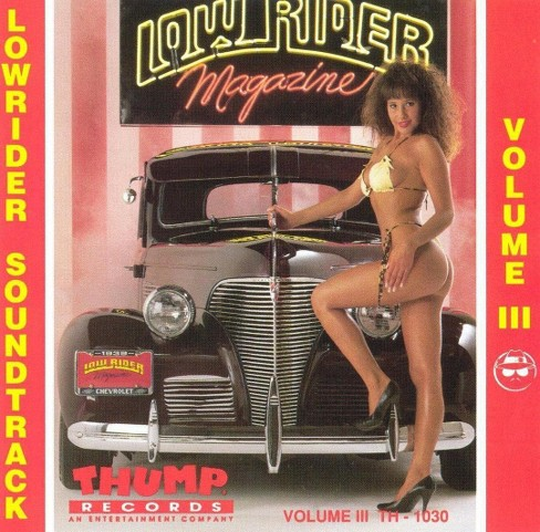Various - Lowrider soundtrack vol 3 (CD) - image 1 of 1