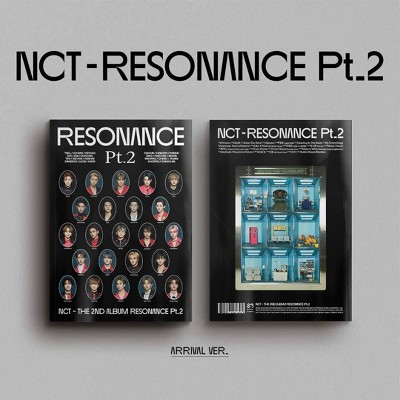 NCT - The 2nd Album RESONANCE Pt. 2 (Arrival Version) (CD)
