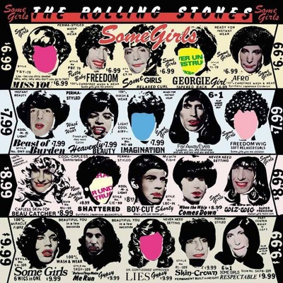 The Rolling Stones - Some Girls (LP) (Vinyl)