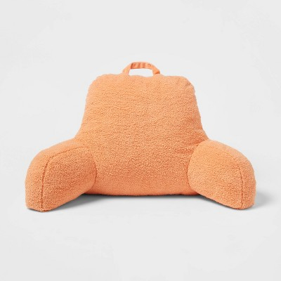 Sherpa Bed Rest Pillow - Room Essentials™