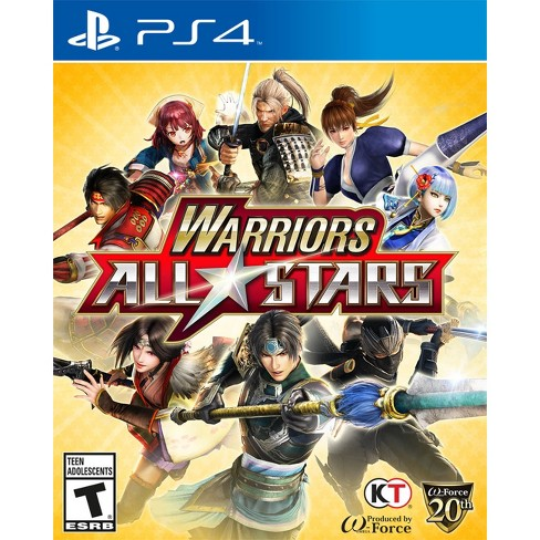 Warriors: All Stars - PlayStation 4 - image 1 of 1