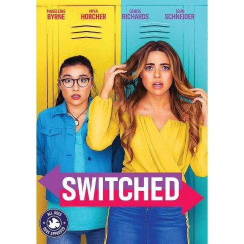 Switched (DVD)(2020) - image 1 of 1