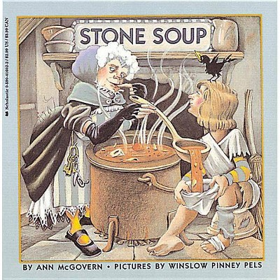 Stone Soup - by Ann McGovern (Paperback)