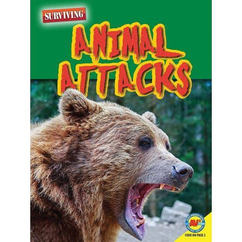 Animal Attacks - (Surviving) by  Marne Ventura (Paperback) - image 1 of 1