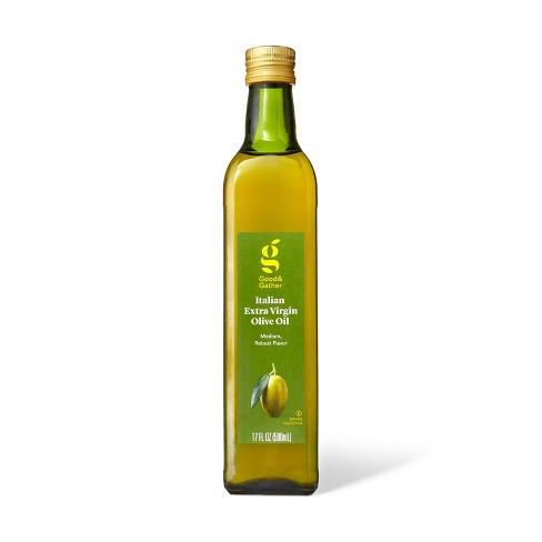 Italian Extra Virgin Olive Oil - 17oz - Good & Gather™ - image 1 of 2