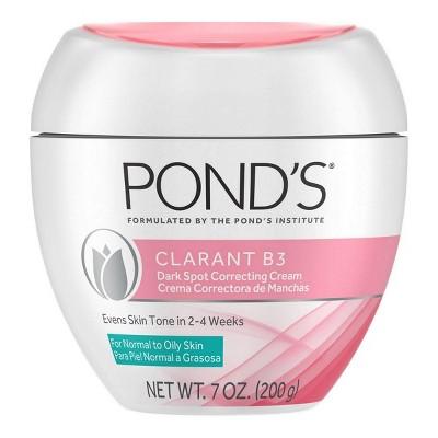 Pond's Clarant B3 Dark Spot Correcting Cream for Normal to Oily Skin - 7oz