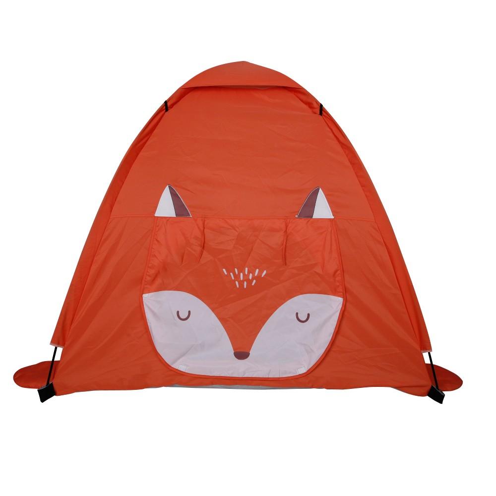 Fox Play Tent Copper (Brown) - Pillowfort