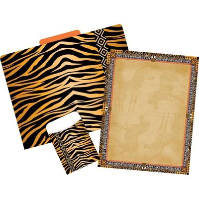 File Folders Organizer Set On-Trend 92 per Set Tiger - Barker Creek