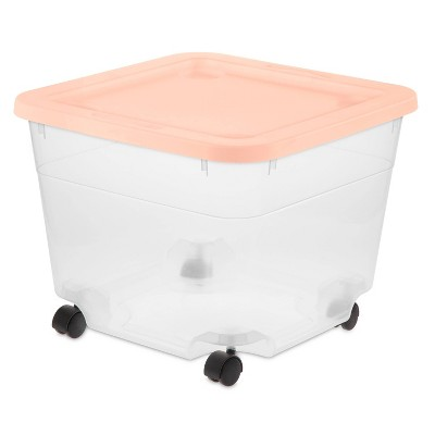 50qt Rolling Storage Box - Room Essentials™