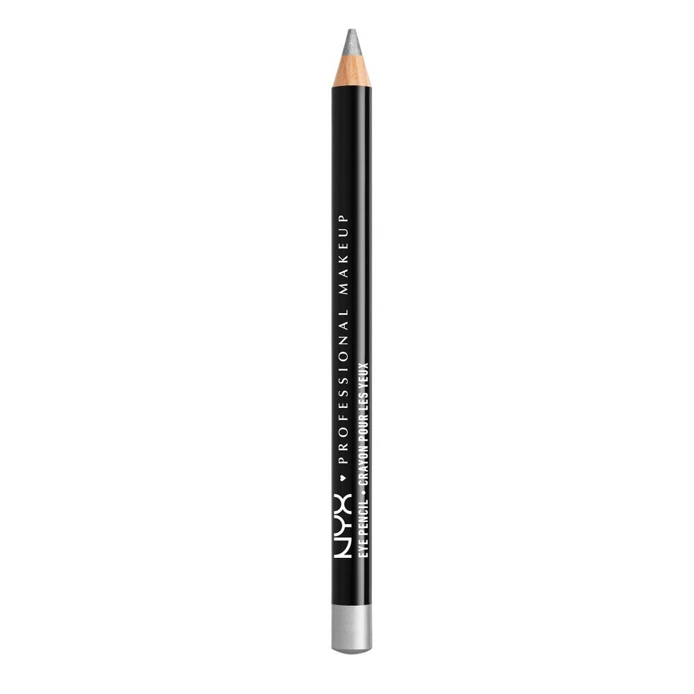 NYX Professional Makeup Slim Eyeliner Silver - 0.04oz