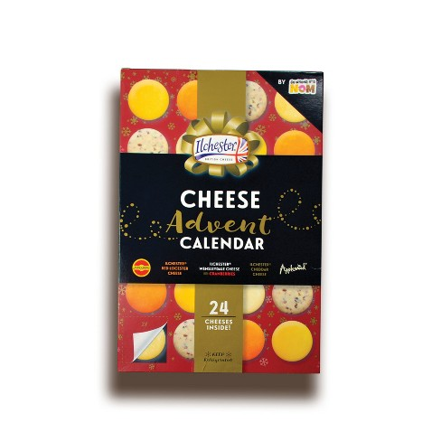 Ilchester Advent Cheese Calendar - 16oz - image 1 of 2