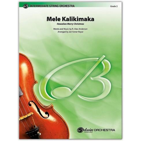 BELWIN Mele Kalikimaka 2 - image 1 of 1