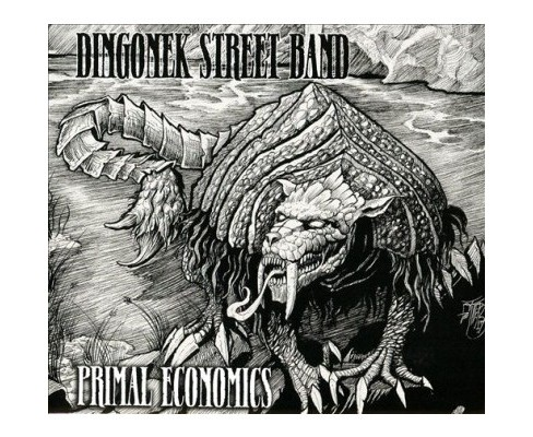 Dingonek Street Band - Primal Economics (CD) - image 1 of 1