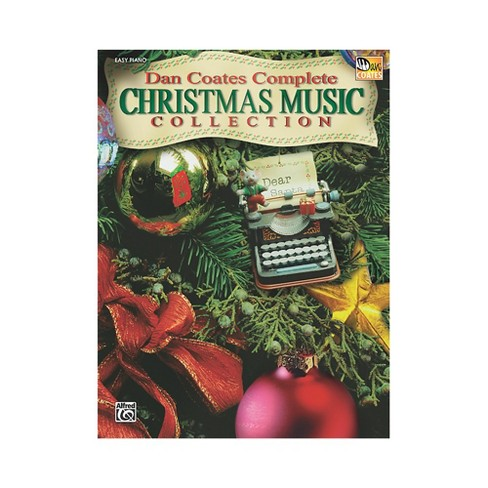 Alfred Dan Coates Complete Christmas Music Collection - image 1 of 1
