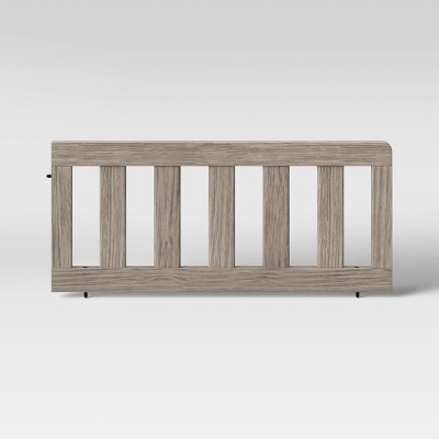 Simmons Kids' SlumberTime Monterey Toddler Guardrail - Rustic White