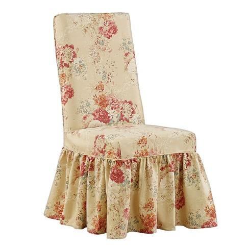Marvelous Ballad Bouquet Dining Room Chair Blush Waverly Inzonedesignstudio Interior Chair Design Inzonedesignstudiocom
