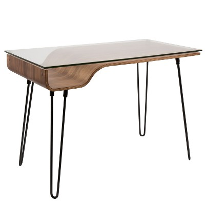 Avery Mid-Century Modern Desk - Lumisource