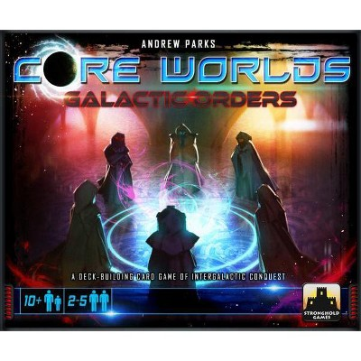 Core Worlds - Galactic Orders Expansion Board Game