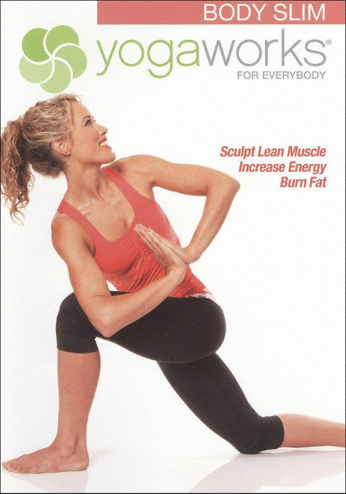 Yogaworks:Body slim (DVD) - image 1 of 1