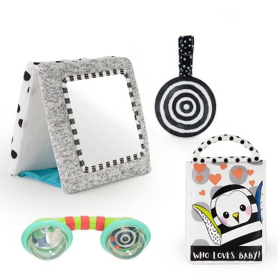 Sassy Toys Look & Learn Gift Set - 4pc