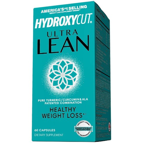 Hydroxycut Ultra Lean Weight Loss Capsules - 60ct - image 1 of 3