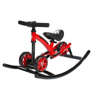 Mobo Wobo 2-in-1 Rocking Kids' Balance Bike