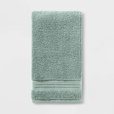 Spa Hand Towel Light Green - Threshold Signature™