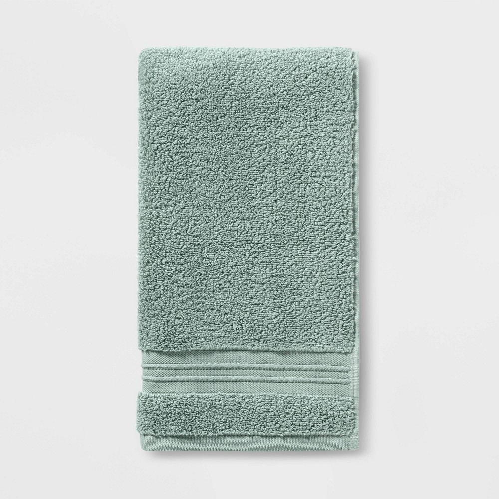 Spa Hand Towel Light Green - Threshold Signature Buy