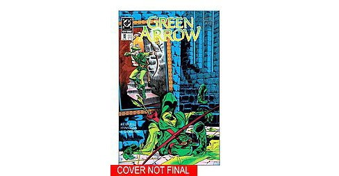 Green Arrow 3 : The Trial of Oliver Queen (Paperback) (Mike Grell) - image 1 of 1