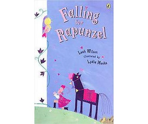 Falling for Rapunzel (Reprint) (Paperback) (Leah Wilcox) - image 1 of 1