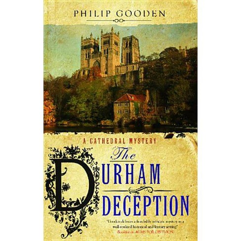 The Durham Deception - by  Philip Gooden (Hardcover) - image 1 of 1