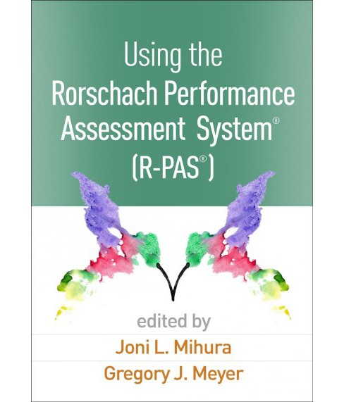 Using the Rorschach Performance Assessment System (R-PAS) -  (Hardcover) - image 1 of 1
