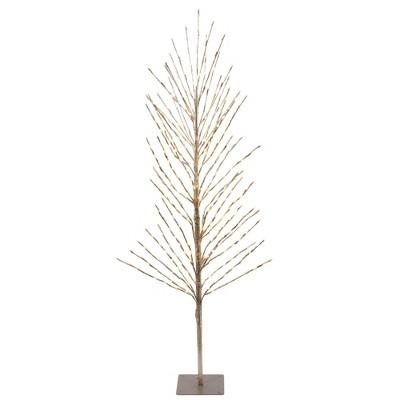 Vickerman LED Twig Artificial Christmas Tree